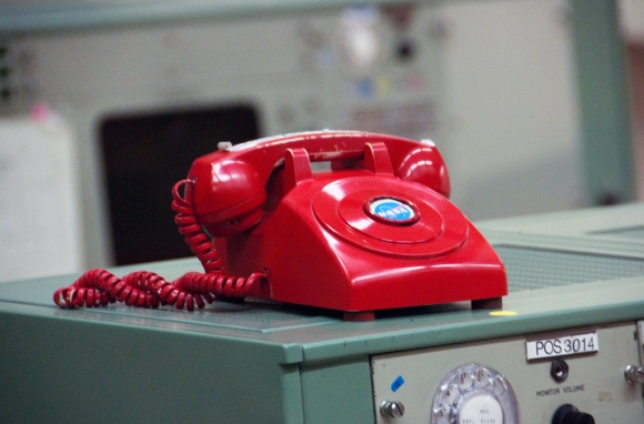 A Red Phone