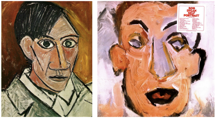 Remix and Bob Dylan's Self-Portrait