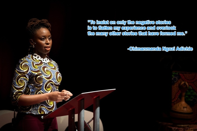 Chimanmanda Ngozi Adichie