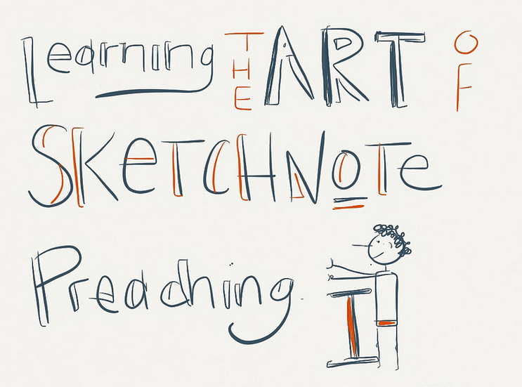 Learning the Art of Sketchnote Preaching